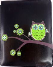 NEW IPAD 2 COVER SHAGWEAR Wise Owl Black