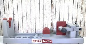 Tipton Gun Vise One Piece Non-Marring Surface Cleaning Gunsmithing Maintenance