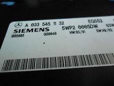 CHRYSLER-CROSSFIRE-MERCEDES-BENZ-W203-R170-STGT-QUERBESCHLEUNIGUNG//0255455932//