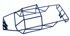 E-Maxx 3908 3903 Red Stainless Steel Full Roll Cage