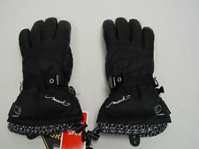 New Reusch IRINA GORE-TEX DOWN Ski Leather Gloves Palms Women's Small #4231339