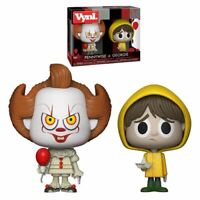 IN STOCK! It Pennywise and Georgie Vynl. Figure 2-Pack by Funko