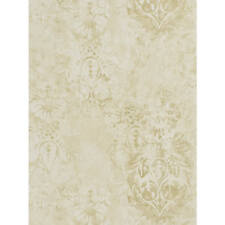 PDG681/03 DESIGNER GUILD GESSETTO PALE GOLD Wallpaper - NEW - 1 ROLL RRP £83