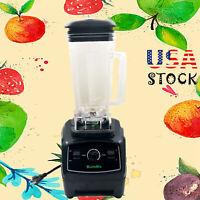 2200W 2L Fruit Blender Mixer Juicer Food Processor Ice Smoothie Bar Commercial G