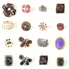 Sizable Statement Costume Rings without Theme
