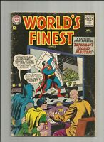 World's Finest  #137 1963 vg- Superman Batman Silver Age DC Comics US comics