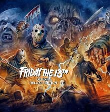 Sold Out Friday the 13th Collection, Deluxe Edition BR 16 Disc Box Set incl 3D