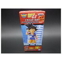 Banpresto WCF Dragon Ball GT Vol 2 Goku Mini Figure NEW IN STOCK