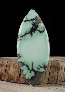 VARISCITE Cabochon, Marquise, Gemstones, Jewelry Making, Crystals, Stones, 37248