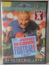 Mega Drive - John Madden Football ´93 (PAL) (mit OVP) 10821480