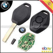LLAVE COMPLETA PARA BMW SERIE 3 (Carrocería E46) Todas las motorizaciones 433Mhz