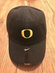 Nike Oregon Ducks Heritage 86 Black Hat