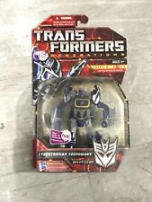 Transformers Cybertronian Soundwave Generations Deluxe Decepticon