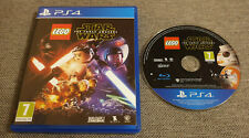 Sony Playstation 4 PS4 Game Lego Star Wars The Force Awakens