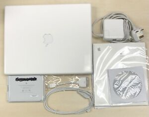 "Apple iBook G4 14"" LCD 1.42GHz 512MB RAM 60GB HDD SuperDrive DVD-R"