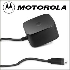 Original Motorola TurboPower™ 25 Wall Charger With Micro USB Cable MOTO G3 Turbo