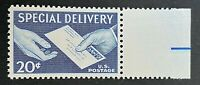 US Stamps Scott E20 Special Delivery 20c 1954 VF/XF M/NH. Beautiful centering!