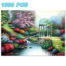 1000 Pieces Jigsaw Puzzles Educational Toy Landscape Scenery Puzzle Toy For Kids