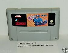 JEU SUPER NINTENDO EXHAUST HEAT