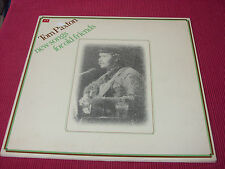 Tom Paxton:  New songs for old friends    EX   LP