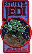 Star Wars Yoda  Return of the Jedi Patch - Aufnäher - zum aufbügeln