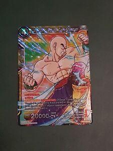 Unending Moves Tien Shinhan Dragon Ball Super Card Game