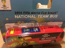 2014 FIFA World Cup Brazil: Spain  National Team Bus HYUNDAI .