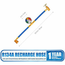 Car Vehicle Air Conditioning Recharge Measuring Hose R134A Refrigerant 100PSI UK