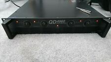 Inter-M QD-4960 4 Channel QD-Series Professional Power Amplifier 170W (8 Ohm)