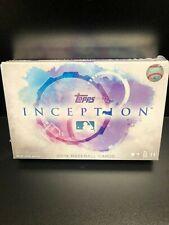 2019 Topps Inception Hobby Box - Baseball