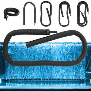 Aquarium Fish Tank Hydroponic Oxygen Diffuser Tube Stone Aerator Air Bubble Pump