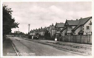 Wollaston near Stourbridge. Vicarage Road in RA Series.