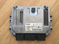 peugeot citroen bosch 0281011785 9658556880 immo off plug and play EDC16C34