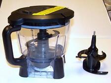 NEW Ninja 64 oz (8 Cup) Bowl+Lid+Blade for Auto-iQ BL640 BL641 BL642 BL680 BL682