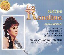 Giacomo Puccini - La Rondine GA (2-CD, Pradelli, Moffo, Sereni, Palma, Sciutti)