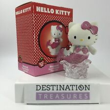 HELLO KITTY Precious Moments MERMAID LOW #4 Ltd Porcelain #d Figurine Sanrio
