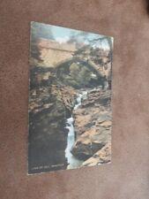 Early Fr postcard - Linn of Dee - Braemar - Aberdeenshire