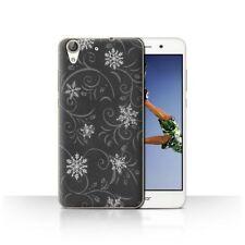Étuis, housses et coques noirs pour téléphone mobile et assistant personnel (PDA) Huawei à motifs