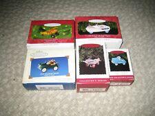 5 Hallmark Kiddie Car Classics
