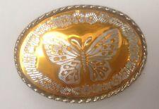 Farfalla Fibbia della Cintura Vintage American Retro Classiche