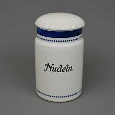 VINTAGE guardiani Bach PASTA-VASO/Pasta-dose/Ceramica/COPERCHIO Lattina noodel can