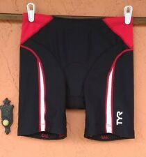 Nwot Tyr Women's Triathlon Shorts (Xl) Made in Usa (With Amp Pad)