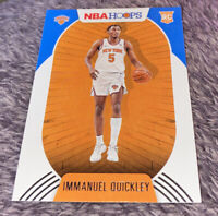 2020 PANINI HOOPS IMMANUEL QUICKLEY ROOKIE #249 Graded Warranty GEM MINT +