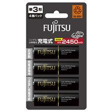 AA Batteries Rechargeable High Power Fujitsu AA Battery Fujitsu Eneloop Ni-MH