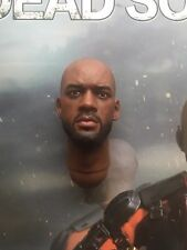 "Art Figures Dead Soldier Deadshot 12"" Will Smith Head Sculpt loose 1/6th scale"