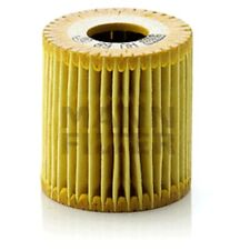Mann Oil Filter Element Metal Free For Smart City-Coupe 0.6 0.7 0.8 CDi