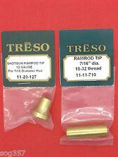 """Treso Muzzleloading Shotgun Ramrod ends 7/16"""" 12 Gauge"""