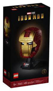 LEGO® Marvel Super Heroes 76165 Iron Man Helm Büste Neu und Ovp