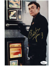 "(Ssg) Walter Koenig Signed 8X10 Color Photo ""Star Trek"" - Jsa (James Spence) Coa"