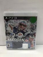 Madden NFL 17 (Sony PlayStation 3, 2016) Brand New Factory Sealed